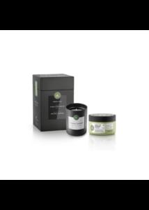 Maria Nila Repair Maszk + Botanic illatgyertya Ajándékdoboz